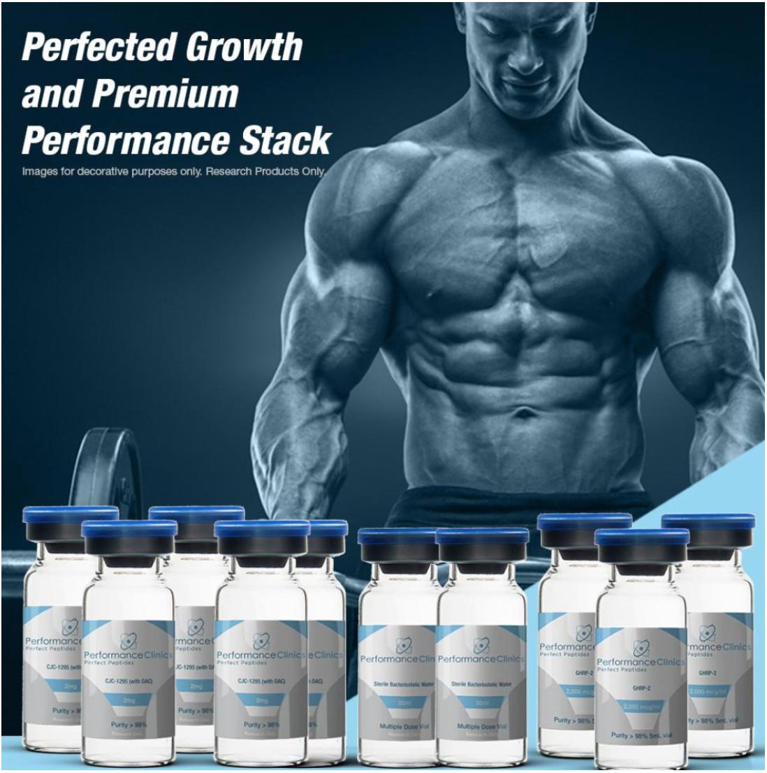 Premium Research Peptide Stacks